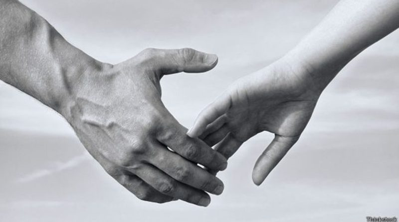 Мы ищем, средь чужих, родных по духу…